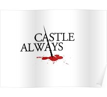 Castle always Poster