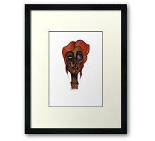 Normal Person #1 Framed Print