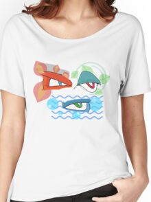 The Evolved Eyes Women's Relaxed Fit T-Shirt