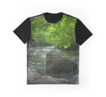 Rocky Creek - Photography Graphic T-Shirt