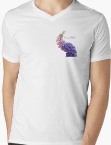 Flume - Skin Mens V-Neck T-Shirt