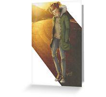 Autumn Remus Greeting Card