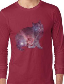 Nebula Kitty Long Sleeve T-Shirt