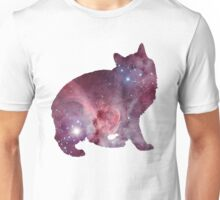 Nebula Kitty Unisex T-Shirt