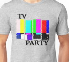 TV Party Unisex T-Shirt
