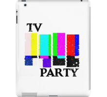 TV Party iPad Case/Skin