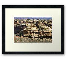 Canyonlands 77 Framed Print