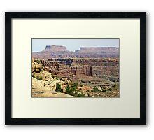 Canyonlands 78 Framed Print