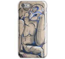 Owl Person iPhone Case/Skin