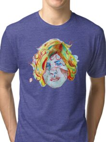Oberhofer Chronovision Deluxe Tri-blend T-Shirt