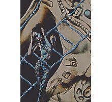 Mothership Cyborg Surrealism Photographic Print