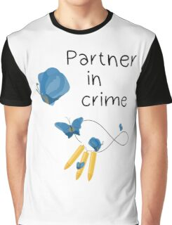 Life is strange Partner in crime Graphic T-Shirt