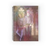 Pinky promise Spiral Notebook