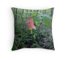 Belle Fleur Throw Pillow