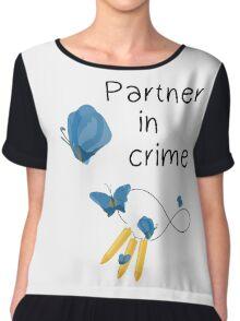 Life is strange Partner in crime Chiffon Top