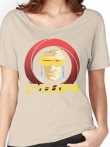 Cyclops •X-Men Animated Cartoon Women's Relaxed Fit T-Shirt