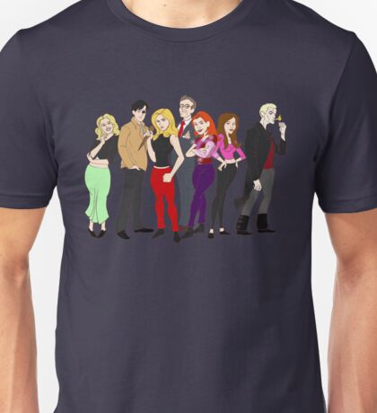buffy-doo Unisex T-Shirt