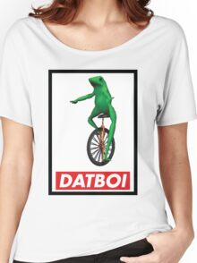 Obey Dat Boi Women's Relaxed Fit T-Shirt