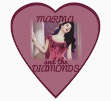 Marina and the Diamonds One Piece - Long Sleeve