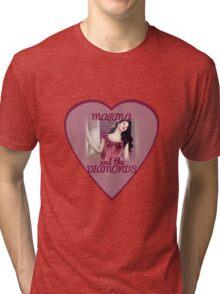 Marina and the Diamonds Tri-blend T-Shirt