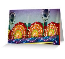 Rialto Theatre Marquee, Downtown Los Angeles Greeting Card