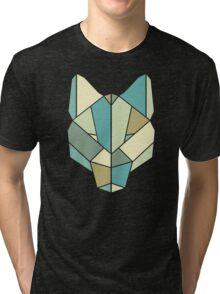 Cool Wolf - Palette 2 Tri-blend T-Shirt