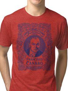 Francisco Canaro (in blue) Tri-blend T-Shirt