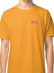 Pretty Pink Bow Classic T-Shirt