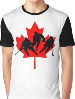 Canada hockey Graphic T-Shirt