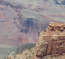Colorful Grand Canyon  Photograph  Sticker