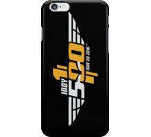 Indianapolis Speedway iPhone Case/Skin