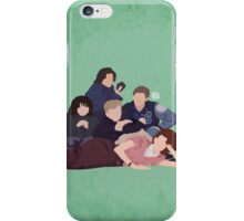 Breakfast Club Quote iPhone Case/Skin