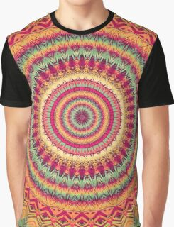 Mandala 062 Graphic T-Shirt