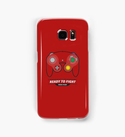Color Changing Gamecube Controller Samsung Galaxy Case/Skin