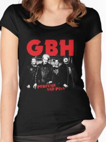 Charged GBH Women's Fitted Scoop T-Shirt