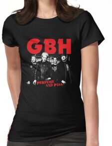 Charged GBH Womens Fitted T-Shirt