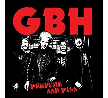 Charged GBH Photographic Print
