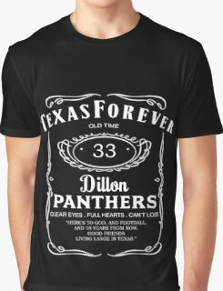Texas Forever Whiskey Inspired Graphic T-Shirt