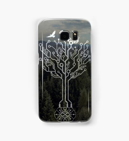 Forest and Spirit of the Commander Samsung Galaxy Case/Skin