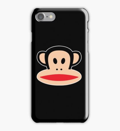 Face of Monkey iPhone Case/Skin