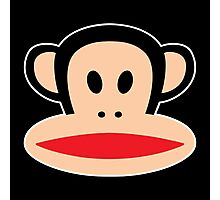 Face of Monkey Photographic Print