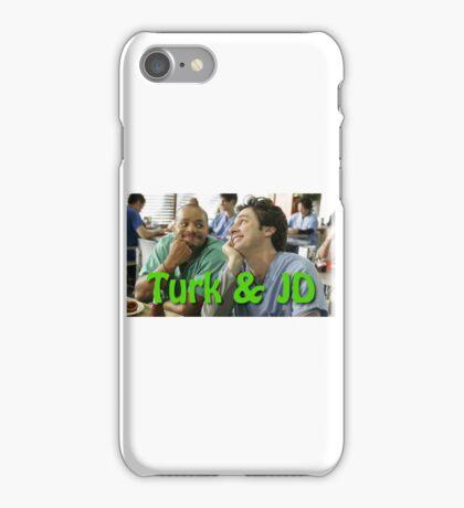 JD & Turk iPhone Case/Skin