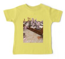 A Game of Chess Baby Tee