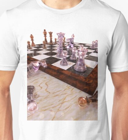 A Game of Chess Unisex T-Shirt