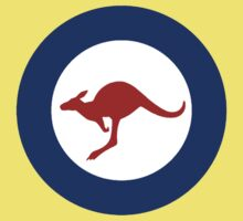 Roundel of the Royal Australian Air Force Baby Tee