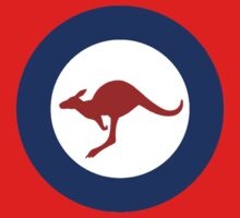 Roundel of the Royal Australian Air Force Kids Tee