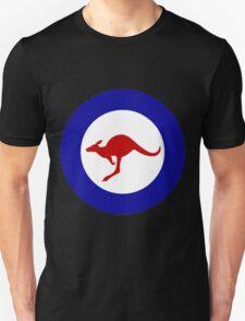 Roundel of the Royal Australian Air Force Unisex T-Shirt