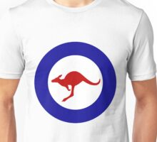 Roundel of the Royal Australian Air Force Unisex T-Shirt