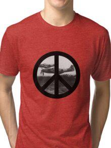War and Peace Tri-blend T-Shirt