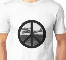 War and Peace Unisex T-Shirt